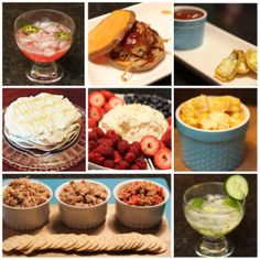Gluten Free summer recipe roundup