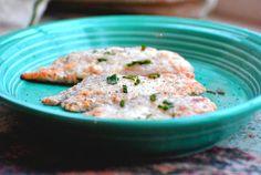 20-Minute Parmesan Tilapia