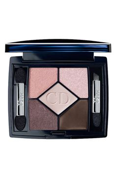 Dior Dior 'Kingdom of Colors - 5 Couleurs' Couture Colors & Effects Eyeshadow Palette (Limited Edition) available at Eye Palette, Eyeshadow Palette, Dior Makeup, Eye Makeup, Nathalie Portman, Arch Brows, Makeup List, Makeup Ideas, Different Skin Tones