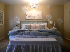 Grand Design: Alicia's bedroom