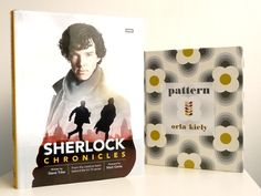 of Sherlock: Chronicles by Steve Tribe - Patterns by Orla Kiely - The Infatuations by Javier Marias and Dry Bones by Richard Beard. Dry Bones, Magic Book, Orla Kiely, Latest Books, Repeating Patterns, Book Review, Sherlock, Thoughts, Reading
