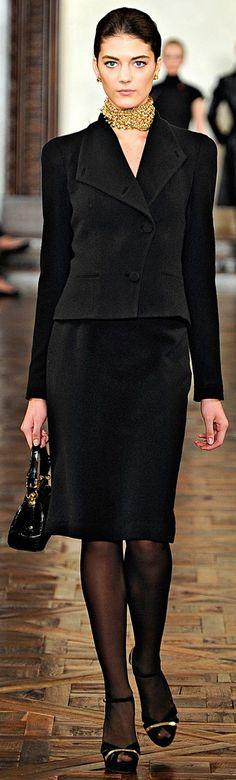 Modern suit - fine photo