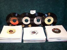 The incredible 45 records