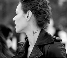 tattoo, float, and black and white kép