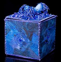 Treasure Box V by Larkin Jean Van Horn