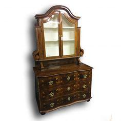 Nový Antik Bazar - Starožitnosti | Kategorie produktu Nábytek - Barokní příborník  - Baroque secretary