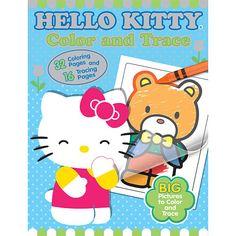 Hello Kitty Trace Color Activity BooksToys R UsBig