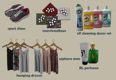 Leo Sims - New clutter for The Sims 4
