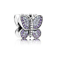 PANDORA | Charm Farfalla Luminosa