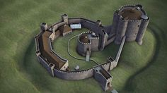 Grand Tour — Lost in Castles Medieval Times, Medieval Town, Medieval Castle, Minecraft Medieval, Gothic Architecture, Historical Architecture, Castillo Feudal, Castle Floor Plan, Castle Illustration