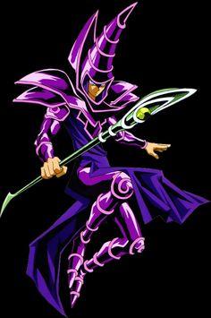 Dark magician Yu Gi Oh, Yugioh Tattoo, Yugioh Yami, Yugioh Collection, Funny Dragon, Anime Tattoos, Ghost Rider, One Piece Anime, Fantasy