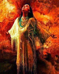 Crónicas de la Tierra sin Mal: Las 7 Etapas de la Mujer - Sabiduría Lakota