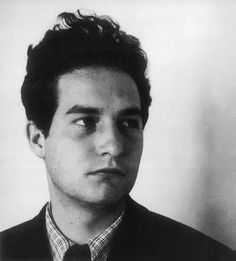 Photo of a young Octavio Paz (1914-1998), who won the Nobel Prize in Literature, taught at Harvard, was an outspoken social and political advocate, and wrote utterly gorgeous poetry.