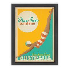 Australia: Dive Into Sunshine on bezar.com