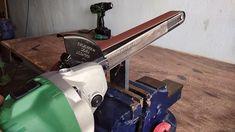 Angle Grinder, Wooden Blocks, Diy Tools, Hacks, Fur, Metal, How To Make, Ideas, Wood Blocks