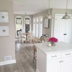 Living room paint color ideas behr kitchen cabinets 36 new ideas Best Paint Colors, Paint Colors For Home, House Colors, Living Room Paint Colors, Best Greige Paint Color, Griege Paint Colors, Wall Paint Colors, Painting Living Rooms, Behr Exterior Paint Colors