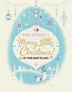 Christmas Card on Behance #Christmas