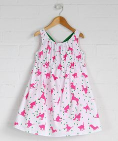 Take a look at this Lulworth Sundress - Infant, Toddler & Girls by Fluke on #zulily today!
