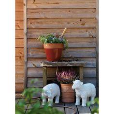 Terracotta Chimney Planter - 18cm