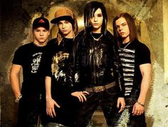Tokio Hotel: I've never heard girls scream so loud in my life. They were great!