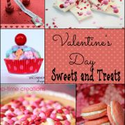Sweets and Treats Ideas for Valentine's Day