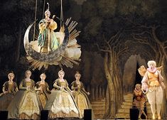 "2012 Staging of Rameau's ""Hippolyte et Aricie"" (1733), directed by Ivan Alexandre and conducted by Emmanuelle Haïm."
