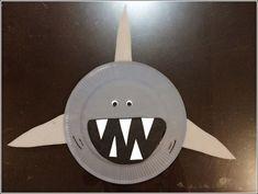 Paper Plate Shark «