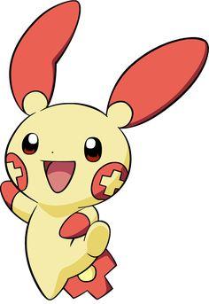 #plusle #pokemon #anime #pocketmonsters