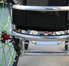 Box Wheelchairs WCMX Wheelchair