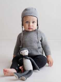 Luxurious Organic Infant and Baby Clothing: The Holiday 2014 Collection