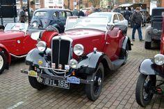 1935 Morris Eight Tourer (117 pieces)