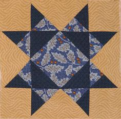 Civil War Quilts: 19 Missouri Star