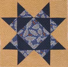 Civil War Quilts: 19 Missouri Star