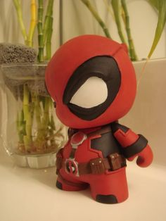 munny inspiration deadpool