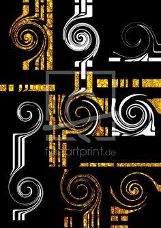Gerade gefunden auf http://www.fineartprint.de Chillout Golden Structure - Energie im Fluss.  #golden #Gold #Ornamente #Symbole #chillout #Entspannung #PantaRhei #FengShui #Yin #Symbole #edel #Ambiente #Raumgestaltung #Unendlichkeit #Wellness #festlich