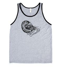 Nautilus Jersey Tank / Clean Currents