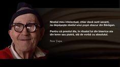 Petre Tutea - (n. 6 octombrie 1902 - d. 3 decembrie 1991) a fost un eseist, filosof și economist român, membru al Mișcării Legionare. Romani, Petra, Words, Horses