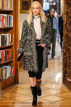 Chanel | Pre-Fall 2015 Collection | Style.com
