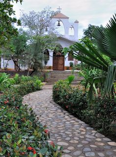 The church at Troncones, a colorful little village close to Ixtapa. Read about my experience in Troncones on my latest blog post by clicking on the photo.  #Troncones #Ixtapa #Mexico #travel #traveltips #Capella #CapellaHotels #CapellaIxtapa #blog