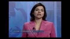 """Na foto, Lilian Fernandes, apresentadora do """"Pequenas Empresas & Grande Negócios"""""""