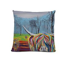 THE BIG MCCOO SALE IS NOW ON! - 20% OFF ALL PRODUCTS! Here we have ourMary McCoo and The Weanson cushions, designed by Steven Brown from his famous Signature