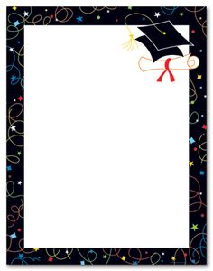 Clip Art Diploma Paper | Graduation Stationery Announcements, Graduation Letter Sheets ...