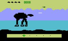 ColecoVision Star Wars | Intellivision Reviews S-S by The Video Game Critic