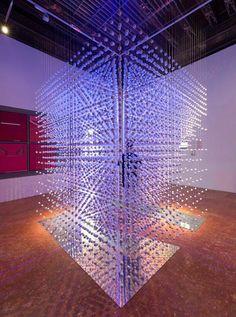 FUNDAMENTALS : Form/ContraForm is an installation by Bekkering Adams at Palazzo Mora, Venice — Courtesy of Bekkering Adams