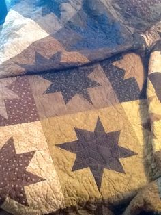 Love this quilt Wonky Star
