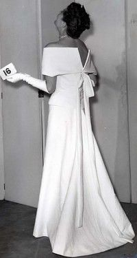 1954 - Balenciaga Archives Paris,