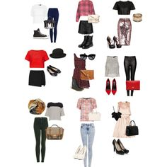 TopShop outfits