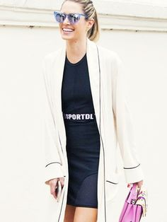 The Best Fashion Instagrams This Week: Layering Makes a Comeback via @WhoWhatWearUK