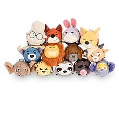 Disney Zootropolis Mini Tsum Tsum Collection | Disney StoreZootropolis Mini Tsum Tsum Collection - Stack up a small city's worth of lovable creatures. Our Zootropolis Mini Tsum Tsum Collection combines 13 soft toy stars from the much-loved film, including Judy Hopps, Nick Wilde, Finnick and Flash.