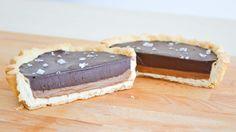 Tan Dulce ✩ Recetas de Pastelería: Masa Brisée - Masa quebrada para tartas